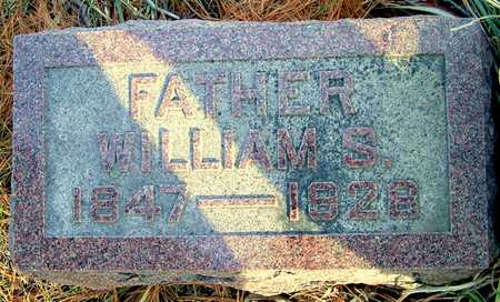FILES, WILLIAM S - Johnson County, Iowa | WILLIAM S FILES