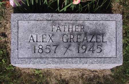 GREAZEL, ALEX - Johnson County, Iowa | ALEX GREAZEL