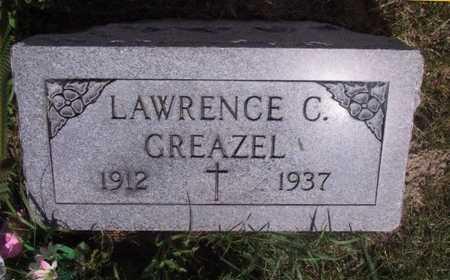 GREAZEL, LAWRENCE C - Johnson County, Iowa | LAWRENCE C GREAZEL