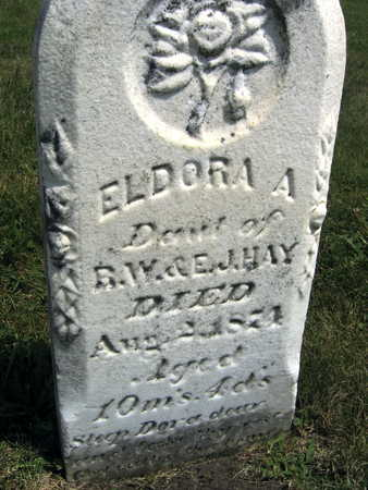 HAY, ELDORA A. - Johnson County, Iowa | ELDORA A. HAY