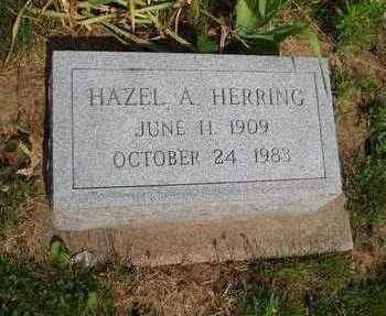 HERRING, HAZEL A. - Johnson County, Iowa | HAZEL A. HERRING
