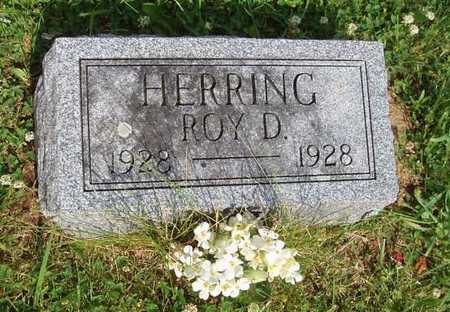 HERRING, ROY D. - Johnson County, Iowa | ROY D. HERRING