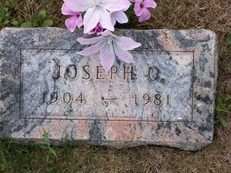 HORAK, JOSEPH - Johnson County, Iowa | JOSEPH HORAK