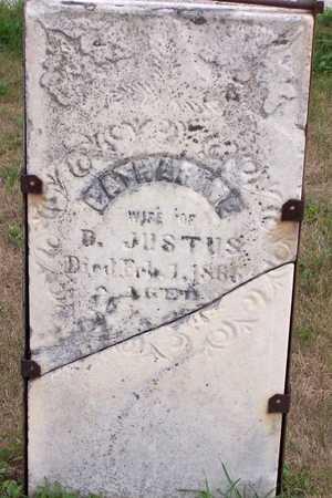 JUSTUS, CATHERINE - Johnson County, Iowa | CATHERINE JUSTUS