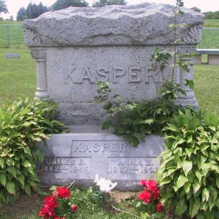KASPER, JAMES B - Johnson County, Iowa | JAMES B KASPER