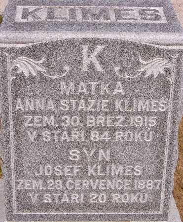 KILMES, ANNA - Johnson County, Iowa | ANNA KILMES