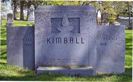 KIMBALL, HORACE - Johnson County, Iowa | HORACE KIMBALL