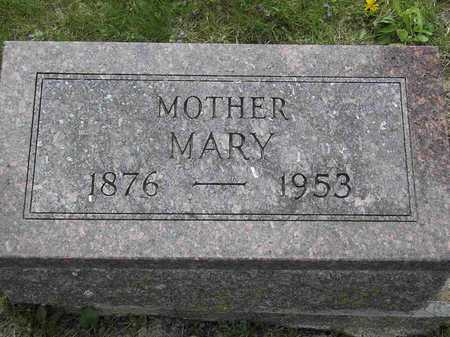 KRALL, MARY - Johnson County, Iowa | MARY KRALL