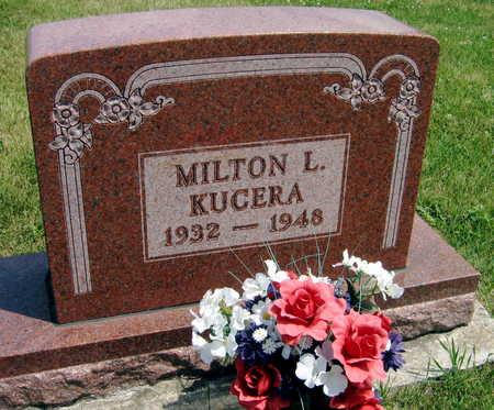 KUCERA, MILTON L. - Johnson County, Iowa | MILTON L. KUCERA