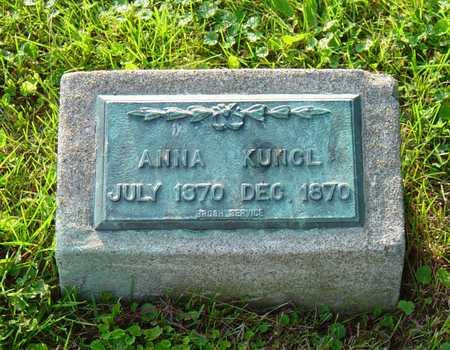 KUNCL, ANNA - Johnson County, Iowa | ANNA KUNCL