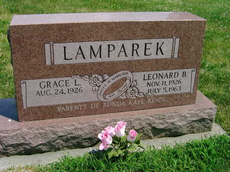 LAMPAREK, GRACE L. - Johnson County, Iowa | GRACE L. LAMPAREK