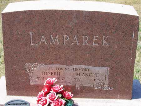 LAMPAREK, JOSEPH - Johnson County, Iowa | JOSEPH LAMPAREK