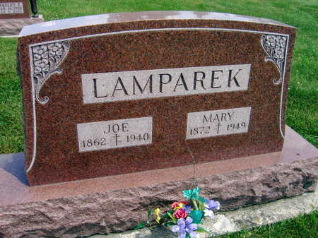 LAMPAREK, JOE - Johnson County, Iowa | JOE LAMPAREK
