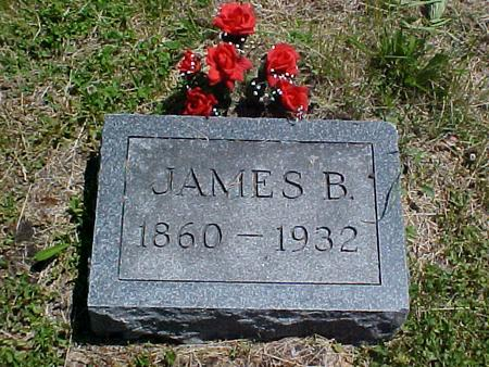 MCBRIDE, JAMES BENJAMIN - Johnson County, Iowa | JAMES BENJAMIN MCBRIDE