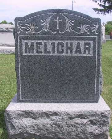 MELICHAR, FAMILY STONE - Johnson County, Iowa | FAMILY STONE MELICHAR