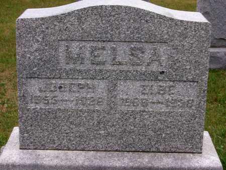 MELSA, JOSEPH - Johnson County, Iowa | JOSEPH MELSA