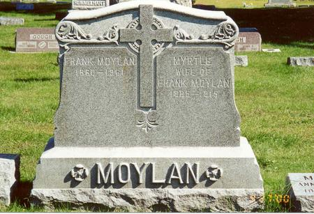MOYLAN, MYRTLE - Johnson County, Iowa | MYRTLE MOYLAN