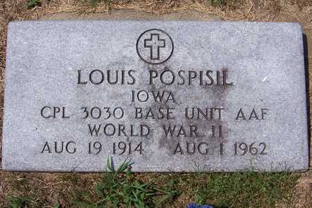 POSPISIL, LOUIS - Johnson County, Iowa | LOUIS POSPISIL