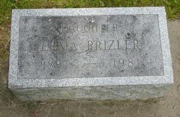 PRIZLER, ERMA - Johnson County, Iowa | ERMA PRIZLER
