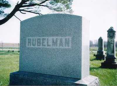 RUBELMAN, FAMILY STONE - Johnson County, Iowa | FAMILY STONE RUBELMAN