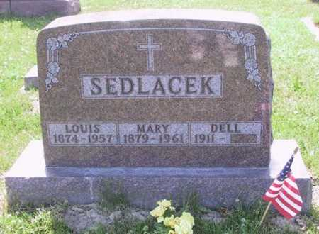 SEDLACEK, DELL - Johnson County, Iowa | DELL SEDLACEK