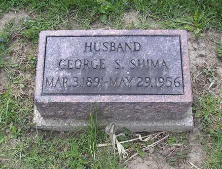 SHIMA, GEORGE - Johnson County, Iowa | GEORGE SHIMA
