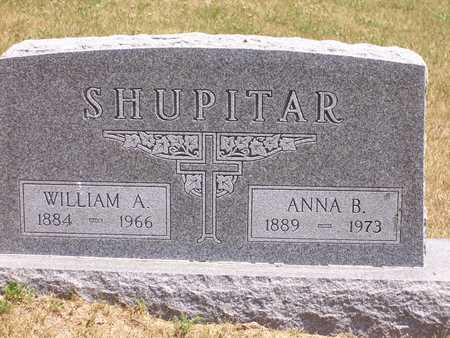 SHUPITAR, WILLIAM - Johnson County, Iowa | WILLIAM SHUPITAR