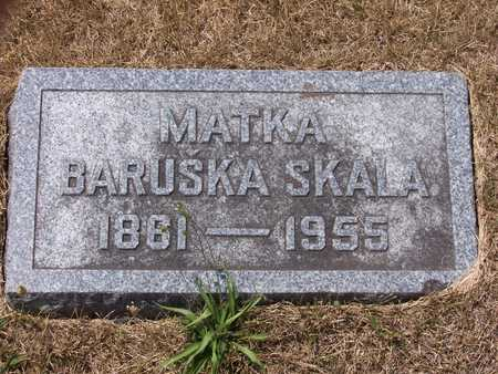 SKALA, BARUSKA - Johnson County, Iowa | BARUSKA SKALA