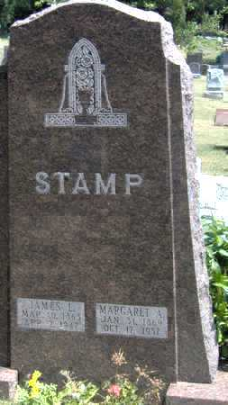 STAMP, MARGARET A - Johnson County, Iowa | MARGARET A STAMP