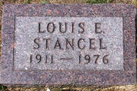 STANCEL, LOUIS - Johnson County, Iowa | LOUIS STANCEL