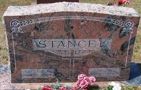 STANCEL, JOSEPH - Johnson County, Iowa | JOSEPH STANCEL