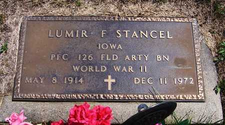 STANCEL, LUMIR - Johnson County, Iowa | LUMIR STANCEL