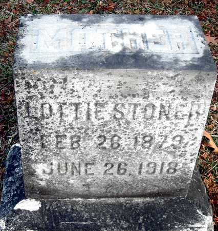 STONER, LOTTIE - Johnson County, Iowa | LOTTIE STONER
