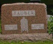 TAUBER, ALBERT - Johnson County, Iowa | ALBERT TAUBER
