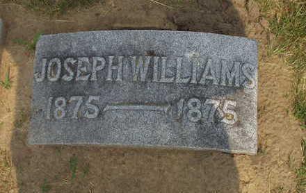 WILLIAMS, JOSEPH - Johnson County, Iowa | JOSEPH WILLIAMS
