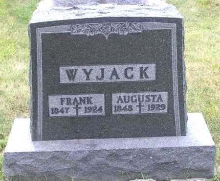 WYJACK, AUGUSTA - Johnson County, Iowa | AUGUSTA WYJACK