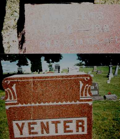 YENTER, WILLIAM - Johnson County, Iowa | WILLIAM YENTER