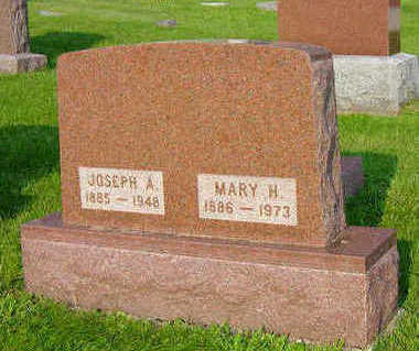 ZENISEK, MARY H. - Johnson County, Iowa | MARY H. ZENISEK