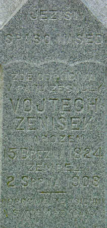 ZENISEK, VOJTECH - Johnson County, Iowa | VOJTECH ZENISEK
