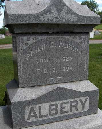 ALBERY, PHILIP C. - Jones County, Iowa | PHILIP C. ALBERY