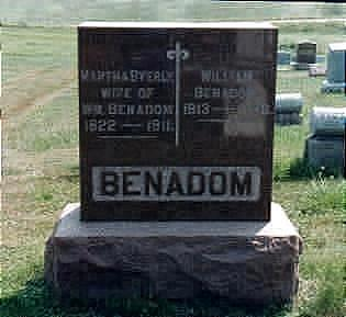 BENADOM, MARTHA - Jones County, Iowa | MARTHA BENADOM