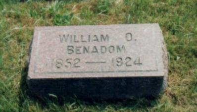 BENDAOM, WILLIAM OTTERBIEN - Jones County, Iowa | WILLIAM OTTERBIEN BENDAOM