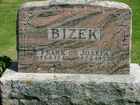 BIZEK, JOSEFA - Jones County, Iowa | JOSEFA BIZEK