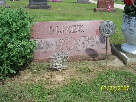 BLIZEK, LOUIS - Jones County, Iowa | LOUIS BLIZEK