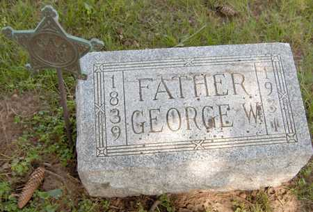 BOTTOMSTONE, GEORGE W. - Jones County, Iowa | GEORGE W. BOTTOMSTONE