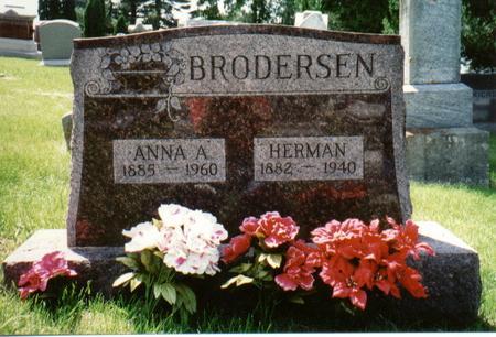 BRODERSEN, HERMAN - Jones County, Iowa | HERMAN BRODERSEN