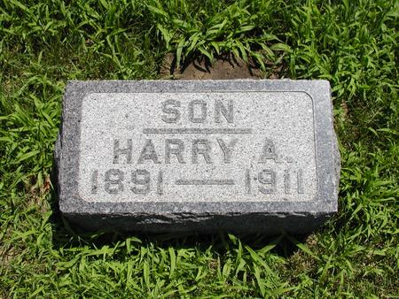 BRUCE, HARRY A. - Jones County, Iowa | HARRY A. BRUCE