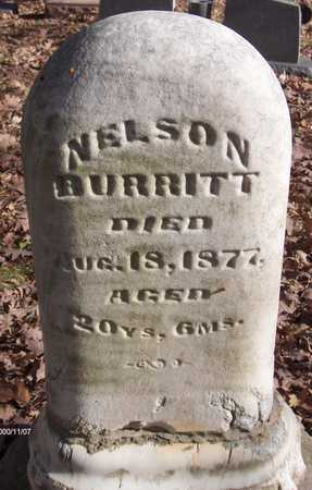 BURRITT, NELSON - Jones County, Iowa | NELSON BURRITT