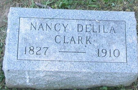 ACKERMAN CLARK, DELILAH NANCY - Jones County, Iowa | DELILAH NANCY ACKERMAN CLARK
