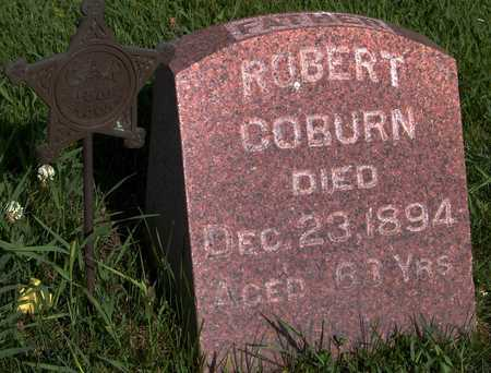 COBURN, ROBERT - Jones County, Iowa | ROBERT COBURN